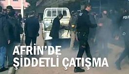 Afrin Kırsalında Şiddetli Çatışma