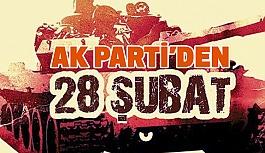 Ak Parti'den 28 Şubat Açıklaması; Darbe bir insanlık suçudur