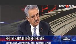 """AK Parti Genel Başkan Yardımcısı Yazıcı'dan Önemli """"İttifak"""" Açıklaması"""