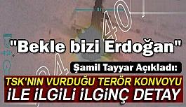 """Ak Partili Vekil Şamil Tayyar'dan """"Bekle Bizi Erdoğan"""" Açıkaması"""