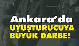 Ankara'da uyuşturucu İmalatı ve Satanlara Büyük Darbe