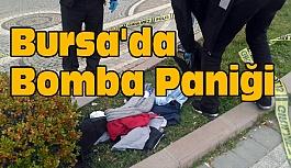 Bursa'da Bomba Paniği