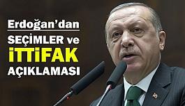 Cumhurbaşkanı Erdoğan, Partilileri Uyardı!