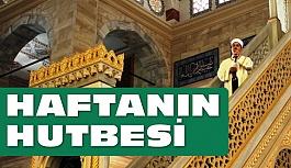 İslam'ın İki Kaynağı: Kur'an Ve Sünnet ( Cuma Hutbesi: 2  Şubat 2018 )