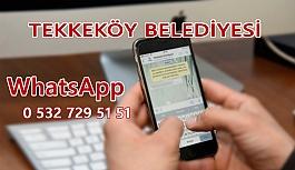 Tekkeköy Belediyesi İletişimin Tüm Bileşenlerine Entegre Oldu