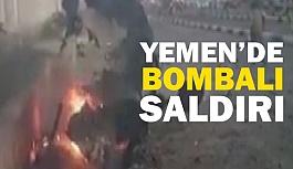 Yemen'de Bombalı Saldırı!