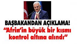 """""""Afrin'in büyük bir kısmı kontrol altına alındı"""""""