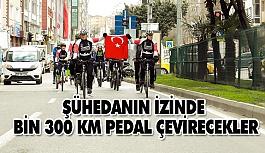 Çanakkale zaferinin 103. Yılında Bin 300 km Pedal Çevirecekler