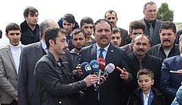 Muhsin Yazıcıoğlu ve arkadaşları anıldı