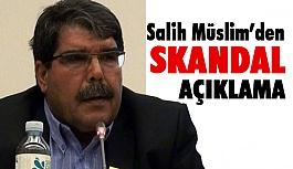 Salih Müslim Stockholm'de Skandal Açıklama Yaptı!