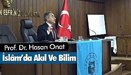 """Samsun Türk Ocağı'ndan """"İslam'da Akıl ve Bilim"""" Konferansı"""