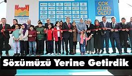 Zeytinburnu Belediye Başkanı Murat Aydın: Sözümüzü Yerine Getirdik