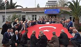 Din görevlilerinden Mehmetçik'e Bağış