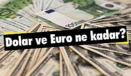 Dolar ve Euro ne kadar? (6 Nisan 2018)