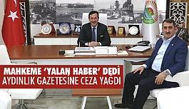 """Fuat Köktaş  ve Erdoğan Tok'a """"İftira haberine"""" Ceza Yağdı"""