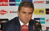 Hamza Hamzaoğlu, Rakibin üstünlüğünü oyunun genelinde kabul ettik