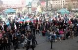 İsveç Stockholm kentinde 23 Nisan şenlikleri yapıldı