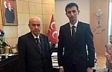 MHP Eskişehir İl Başkanı Bıyık, Adaylığını Açıkladı (Kadir Bıyık Kimdir)
