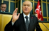 MHP Genel Başkanı Devlet Bahçeli, Erken Seçim Önergesini İmzaladı
