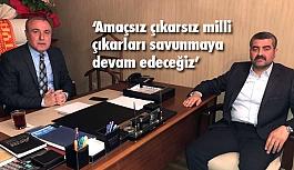 MHP'li Avşar, Malatya'da MHP artık gereken yerde olacaktır