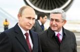 Putin ve Sarkisyan Görüştü