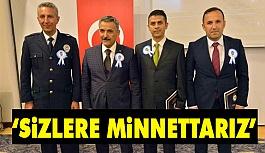 Samsun Valisi Osman Kaymak: Sizlere Minnettarız