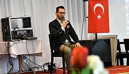 Stockholm'de Alpaslan Türkeş ve şehitler için mevlit