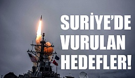 Suriye'de Hangi Hedefer Vuruldu?