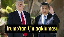 Trump, Başkan Xi Jinping ile her zaman arkadaşız