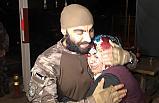 Afrin'den dönen Özel Harekatçılar Sevinçle Karşılandı