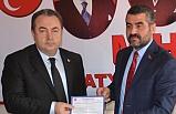Berkan Samanlıoglu, MHPden Malatya Milletvekili Aday Adayı