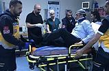 CHP Milletvekilleri Kaza Geçirdi