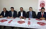 Düzce'de MHP Aday Adayları Tanıtıldı