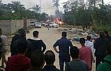 Gazze'de meydana gelen patlamada 5 kişi hayatını kaybetti