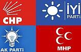 Isparta'da AK Parti - CHP - MHP ve İyi Parti Adayları Belli Oldu