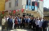 MHP Bursa'da Aday Adaylarını Halkla Buluşturuyor