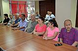 MHP ve AK Parti İlçe Başkanlarından basın açıklaması