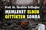 Prof. İbrahim Tellioğlu'ndan Empati Daveti
