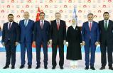 Ankara'da, Ak Parti Malatya Aday Tanıtım Toplantısı Yapıldı