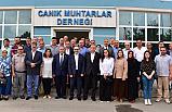 Başkan Şahin: AK Parti Döneminde İstikrar Yakalandı