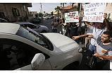 Beytüllahim'de Yaptırımlara karşı protesto