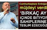 Erdoğan; Afrin bitti, artık Kandil var