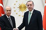 Erdoğan ve Bahçeli Görüşmesinden İlk Detaylar