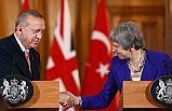 İngiltere Başbakanı May, Erdoğan'ı tebrik etti