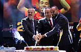 Konya'da Galatasaray Şampiyonluğunu Kutladı
