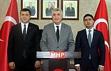 """""""MHP bölündü' diyen felaket tellalları milletimizin sillesini yemiştir"""""""