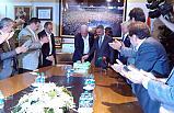 MHP, Bursaspor'un 55. kuruluş yıldönümünü kutladı