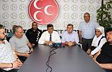 MHP Düzce Milletvekili Yılmaz Seçim Kurulu kararını değerlendirdi