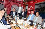 MHP'nin Asarcık İftarında Samsunluluk Ruhu Öne Çıktı