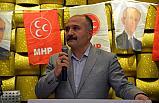 Erhan Usta: Milliyetçi Hareket Partisi Ülkenin Teminatıdır